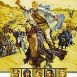 Cartel original de Lawrence de Arabia
