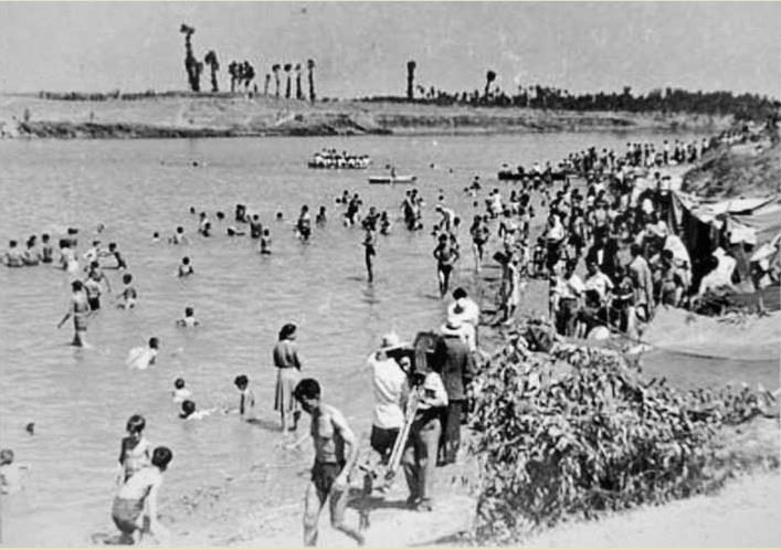 Playa de María Trifulca, Sevilla