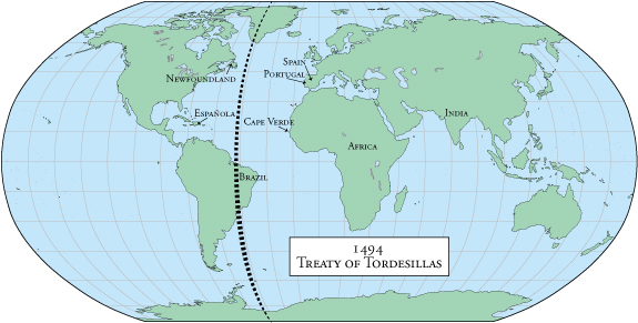 treaty of todesillas magellan