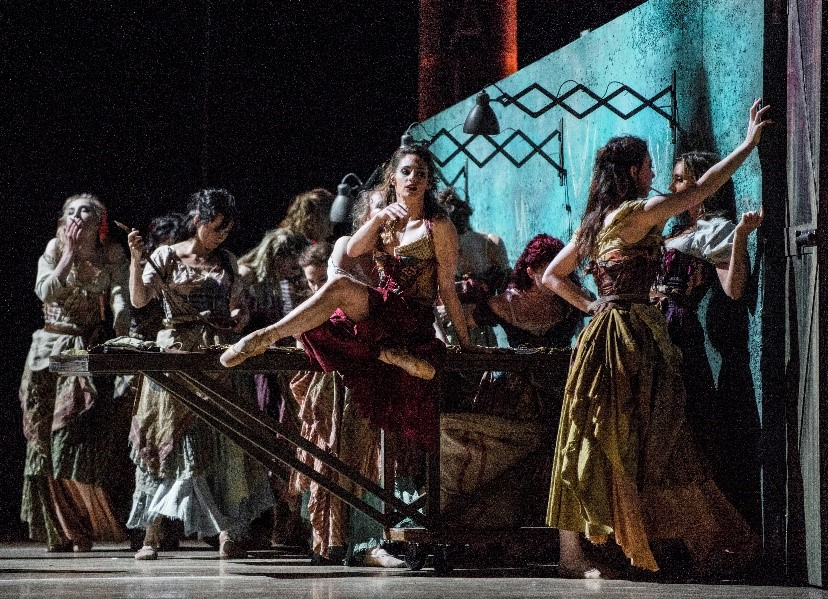 Carmen performance