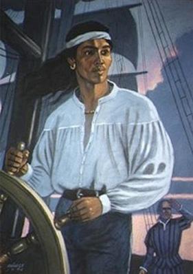 Enrique Magellan slave