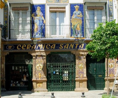 Small Ceramics Shop