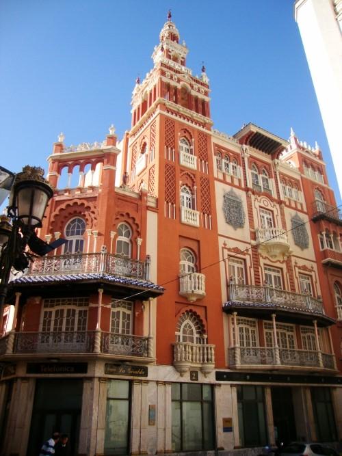Badajoz replica Giralda tower