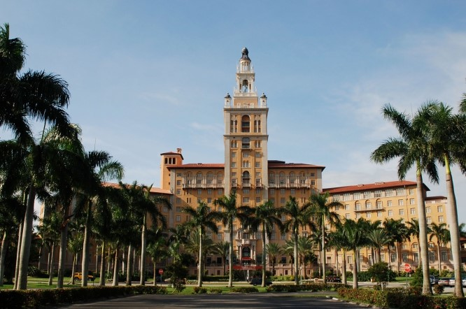 Hotel Biltmore replica Giralda tower